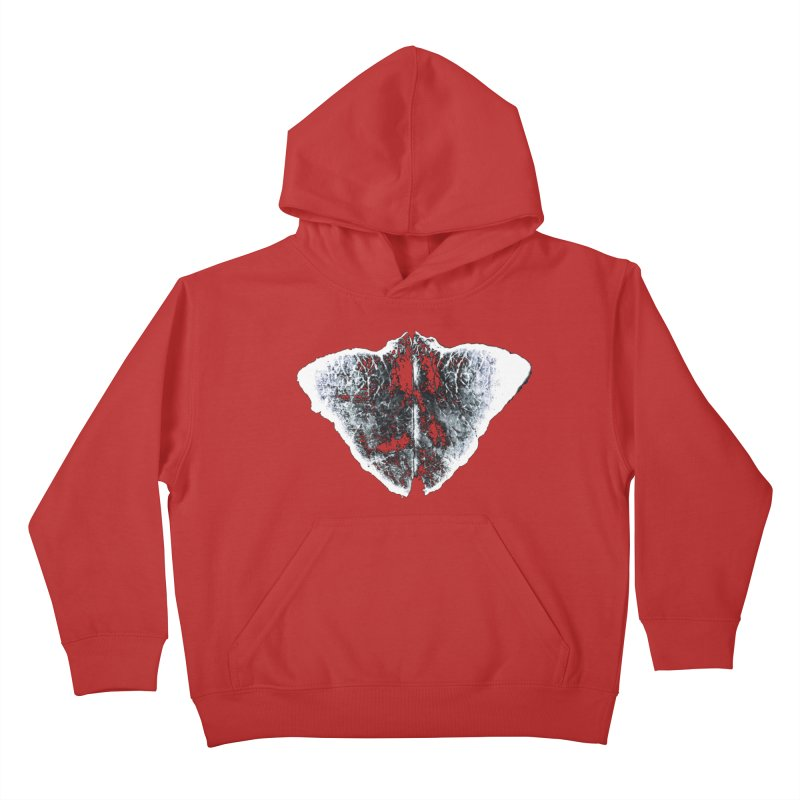 Mantha Kids Pullover Hoody by Piccolo Cafe