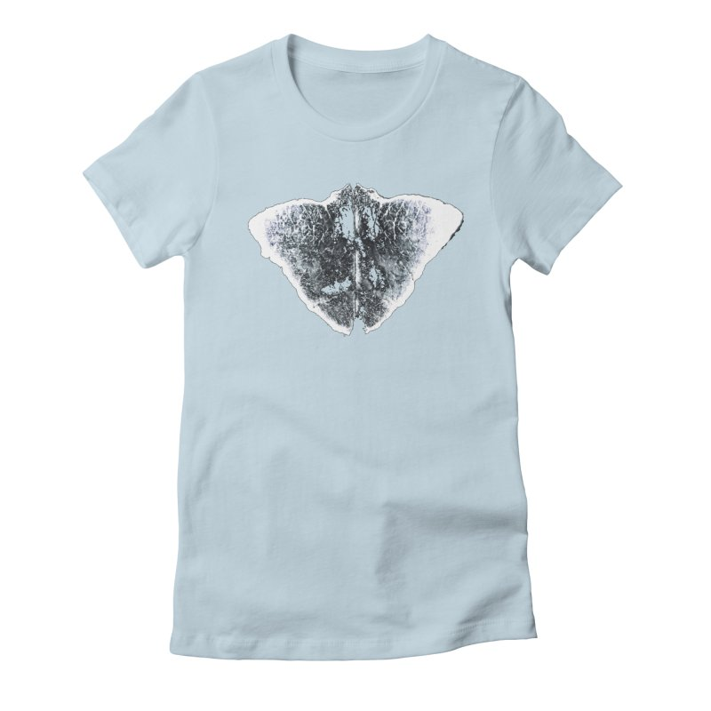 Mantha Women's Fitted T-Shirt by Piccolo Cafe