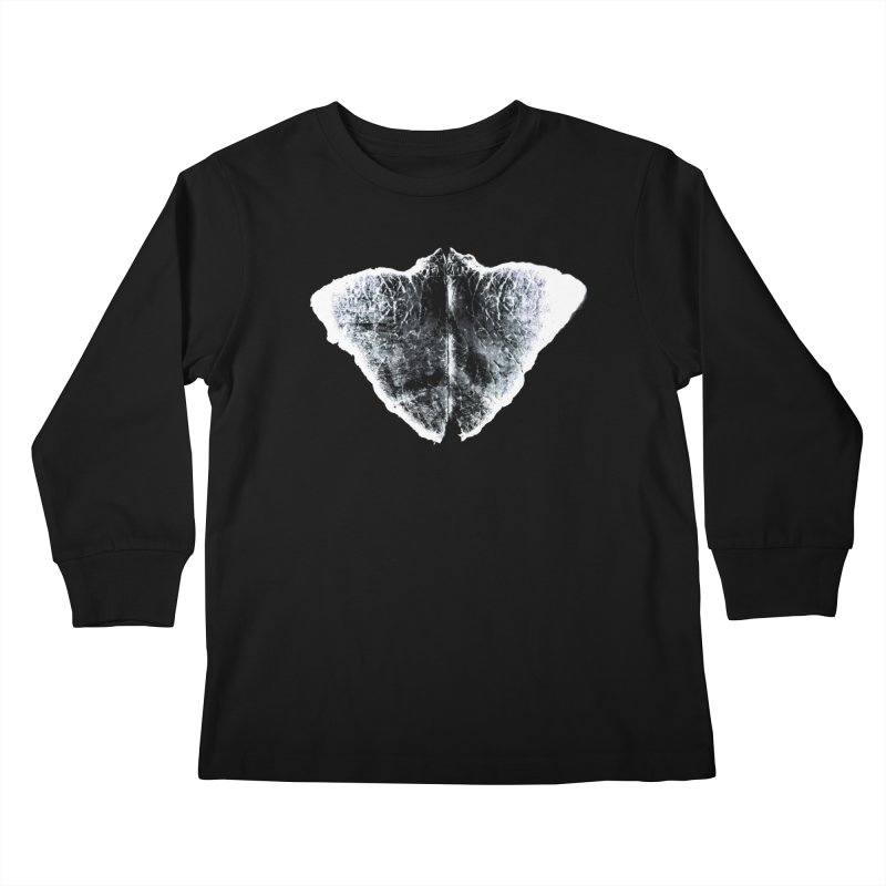 Mantha Kids Longsleeve T-Shirt by Piccolo Cafe
