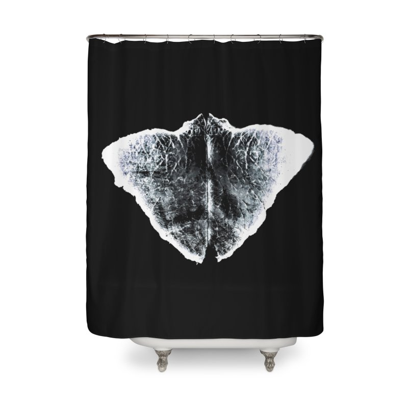 Mantha Home Shower Curtain by Piccolo Cafe