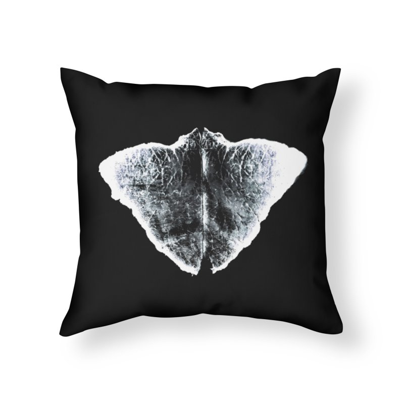 Mantha Home Throw Pillow by Piccolo Cafe