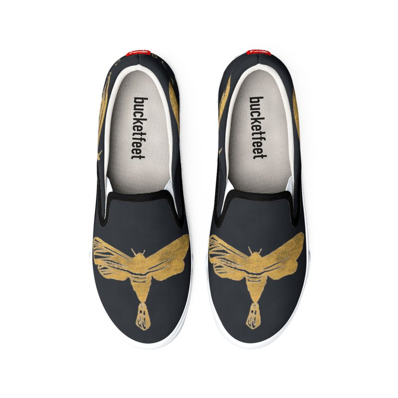 BLACK LUCCIOLA Men's Shoes by Piccolo Cafe