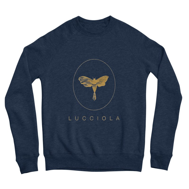 LUCCIOLA APPAREL Men's Sweatshirt by Piccolo Cafe