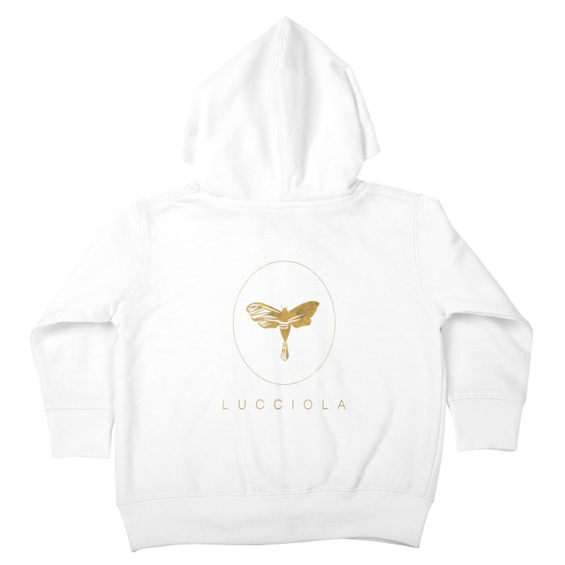 LUCCIOLA APPAREL Kids Toddler Zip-Up Hoody by Piccolo Cafe