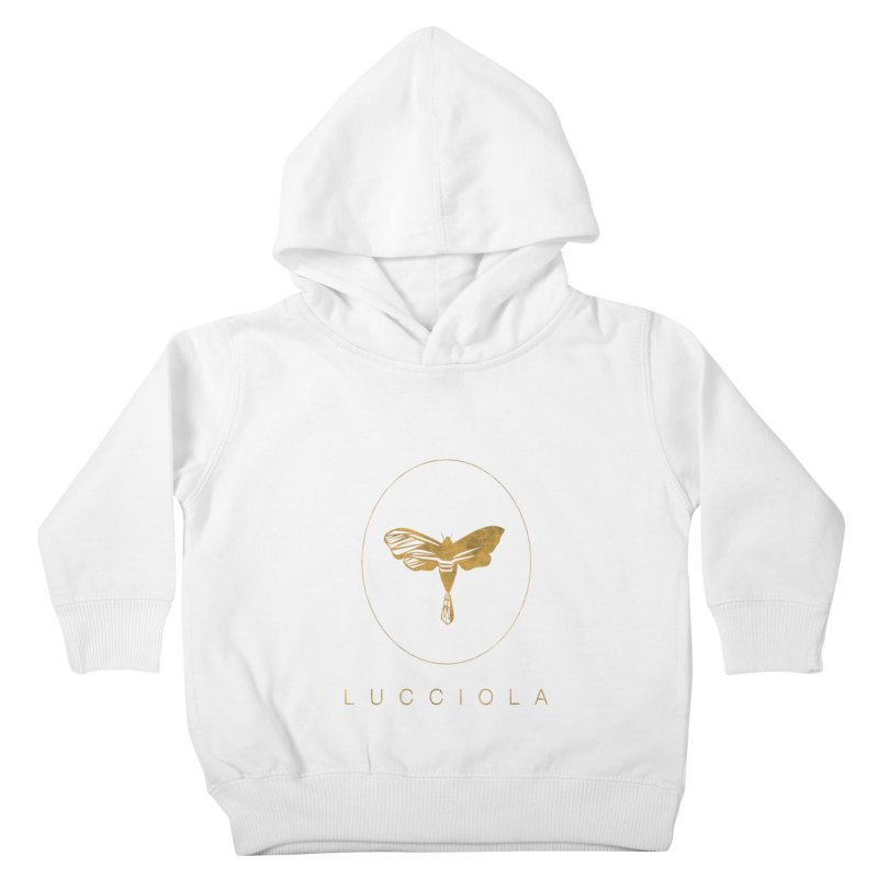 LUCCIOLA APPAREL Kids Toddler Pullover Hoody by Piccolo Cafe