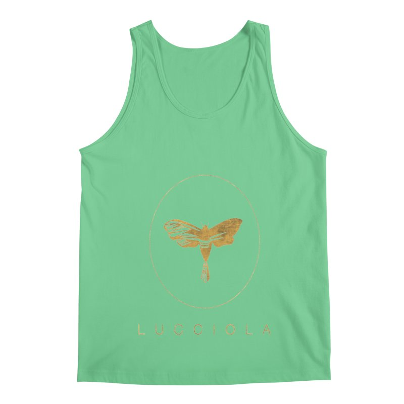 LUCCIOLA APPAREL Men's Tank by Piccolo Cafe