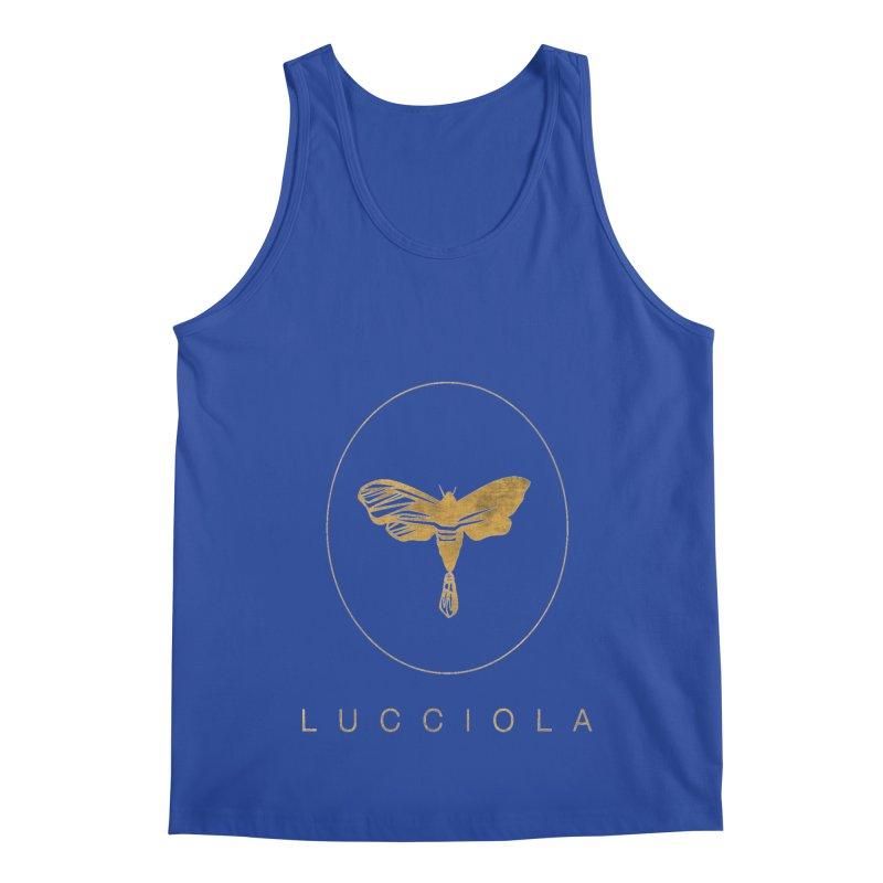 LUCCIOLA APPAREL Men's Regular Tank by Piccolo Cafe