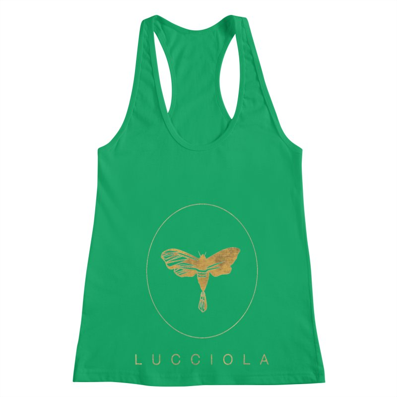 LUCCIOLA APPAREL Women's Tank by Piccolo Cafe