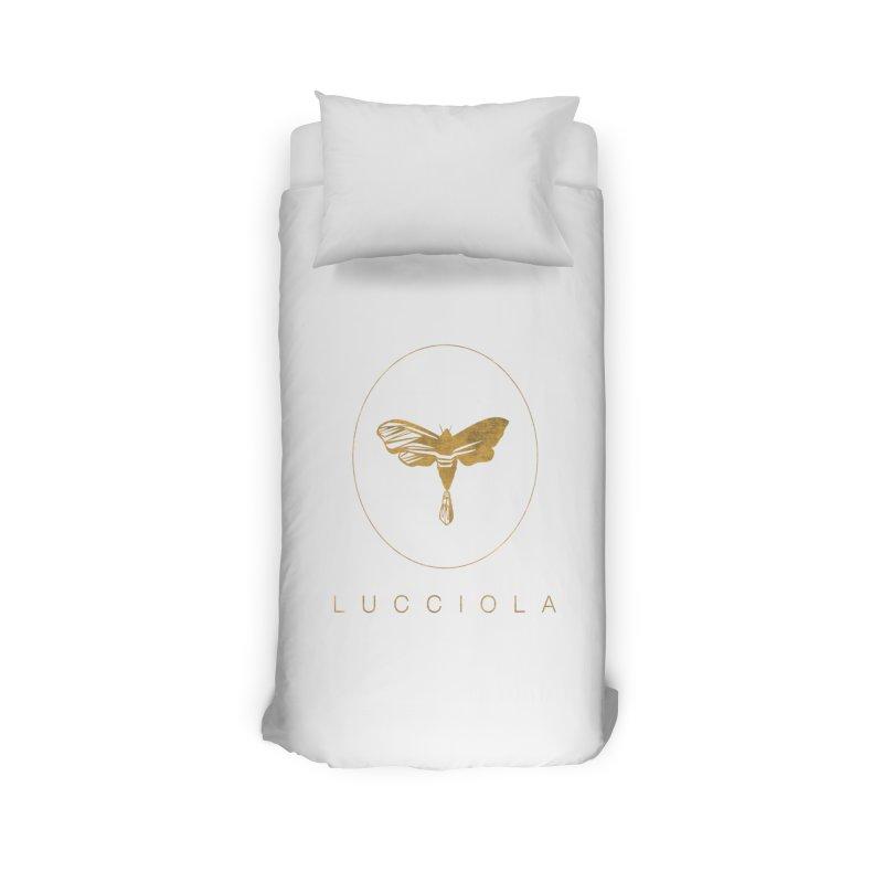 LUCCIOLA APPAREL Home Duvet by Piccolo Cafe
