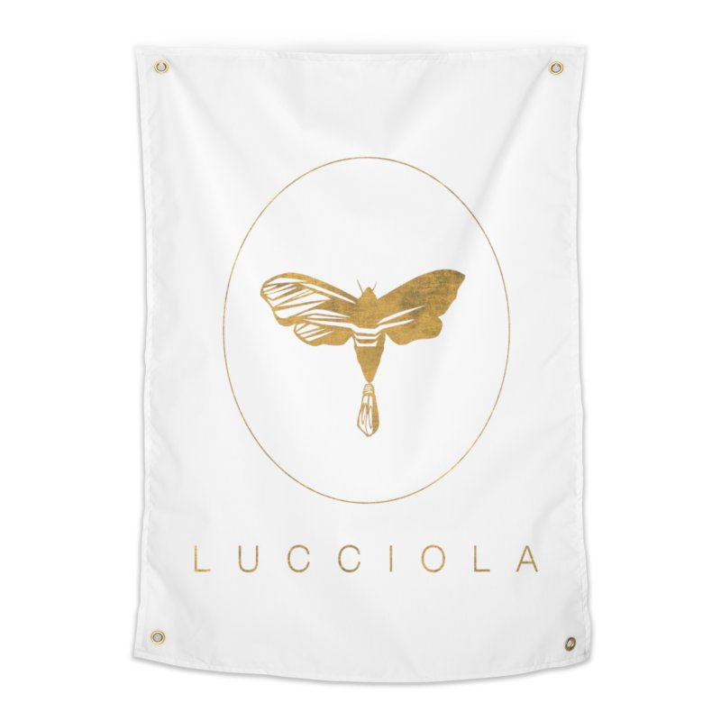 LUCCIOLA APPAREL Home Tapestry by Piccolo Cafe
