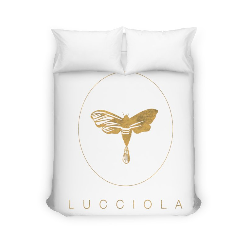 LUCCIOLA APPAREL Home Duvet by Piccolo Cafe