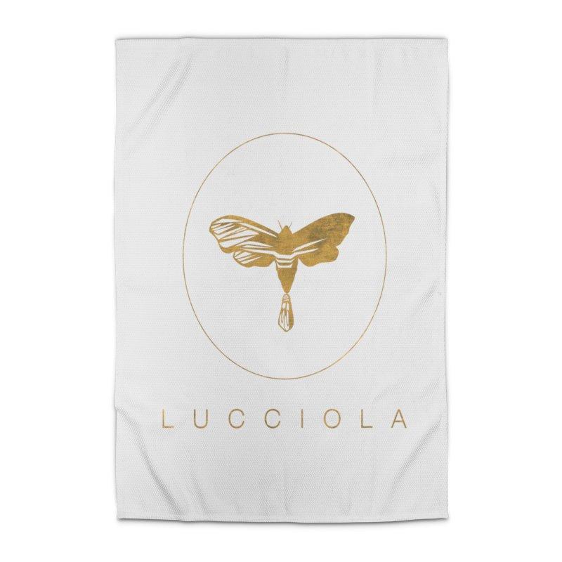LUCCIOLA APPAREL Home Rug by Piccolo Cafe