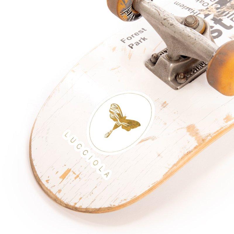 LUCCIOLA APPAREL Accessories Sticker by Piccolo Cafe