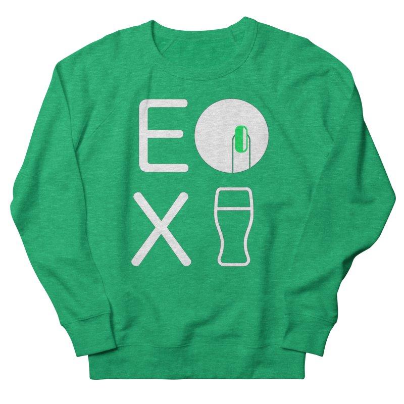 EX YOGINI Women's Sweatshirt by Piccolo Cafe