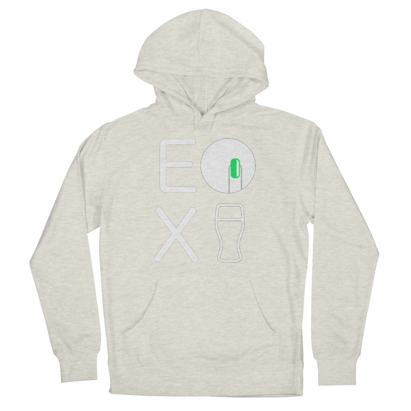 EX YOGINI Men's Pullover Hoody by Piccolo Cafe