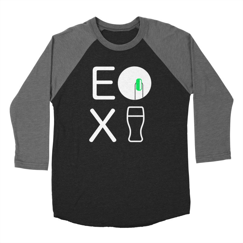 EX YOGINI Women's Longsleeve T-Shirt by Piccolo Cafe