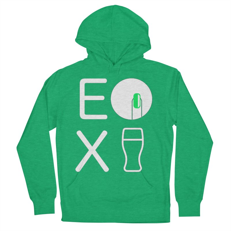 EX YOGINI Women's Pullover Hoody by Piccolo Cafe