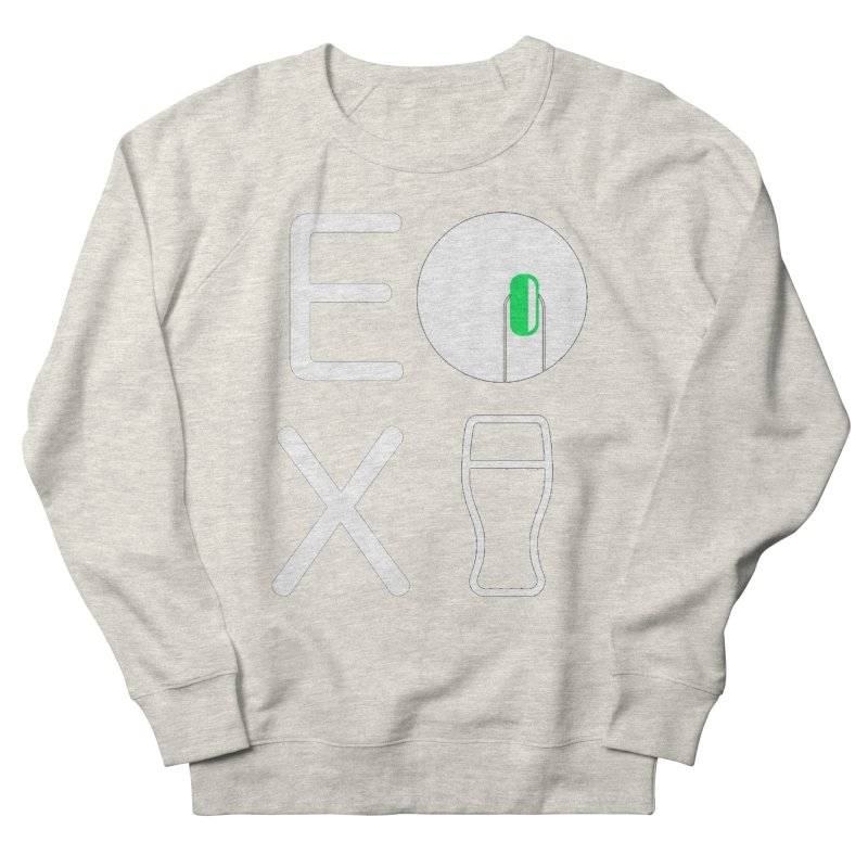 EX YOGINI Women's French Terry Sweatshirt by Piccolo Cafe