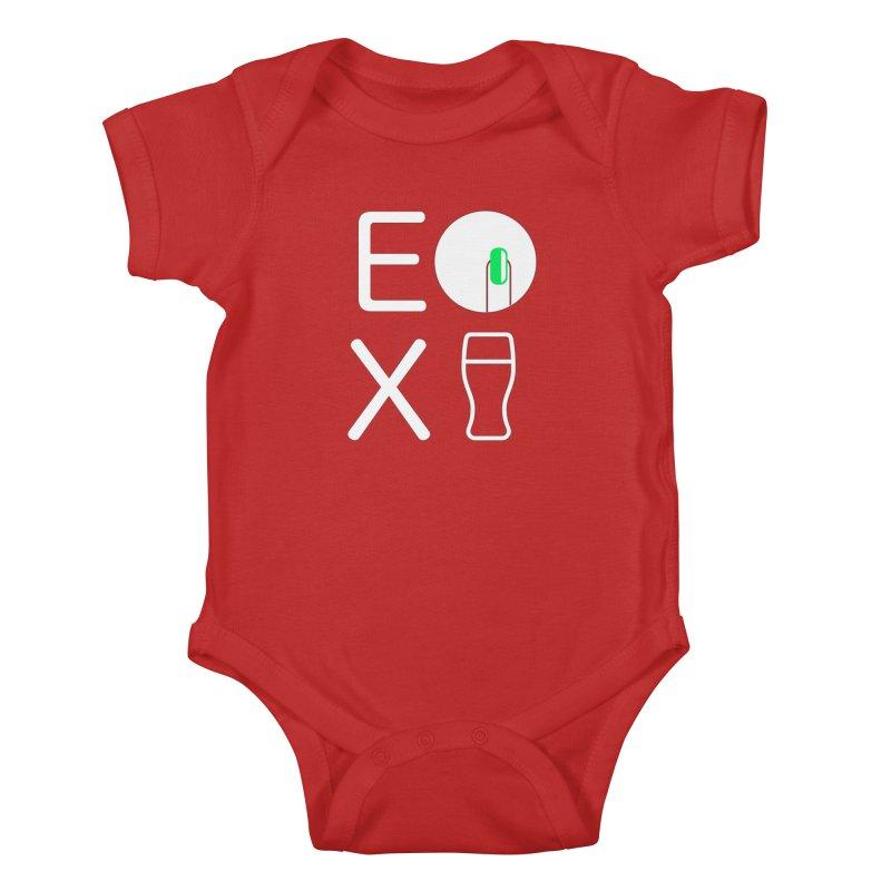 EX YOGINI Kids Baby Bodysuit by Piccolo Cafe