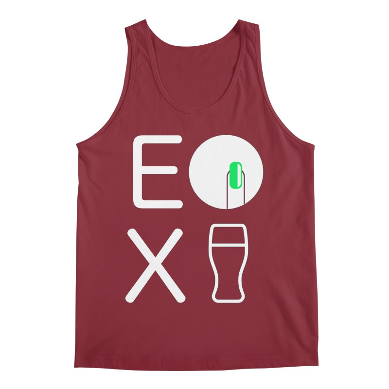 EX YOGINI Men's Tank by Piccolo Cafe