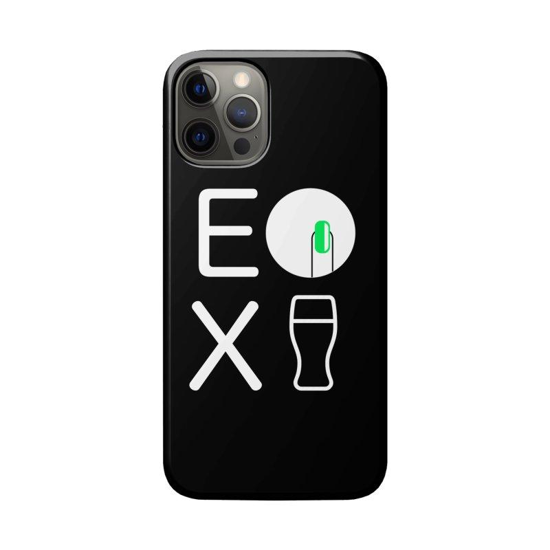 EX YOGINI Accessories Phone Case by Piccolo Cafe