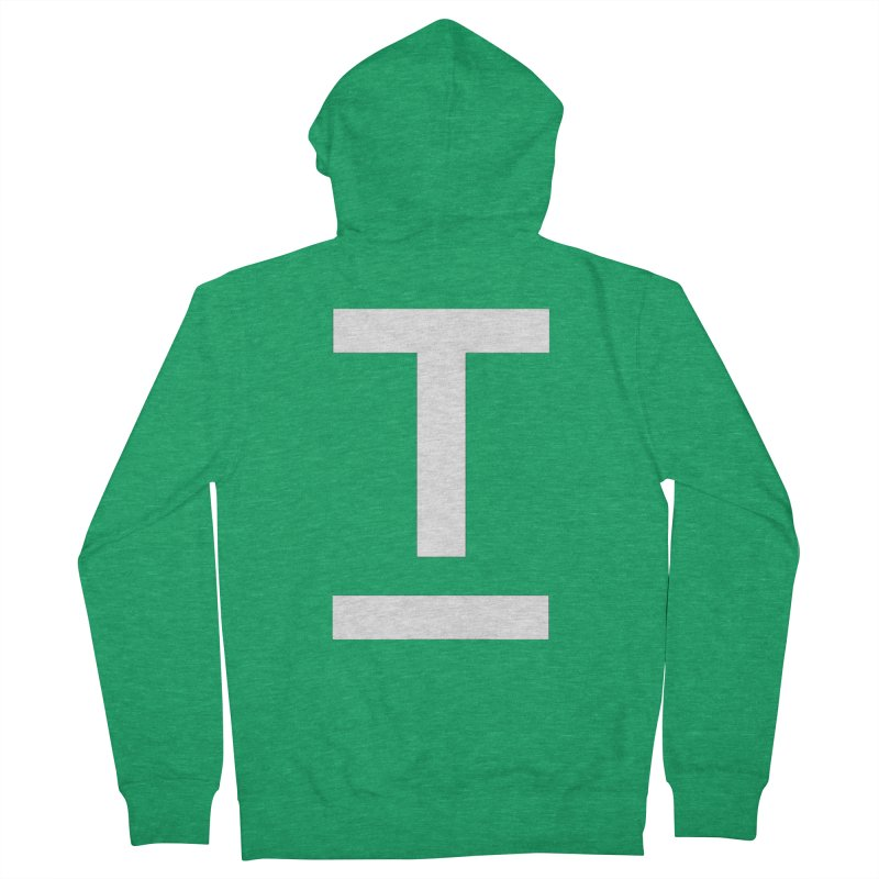 TM FACE Men's Zip-Up Hoody by Piccolo Cafe