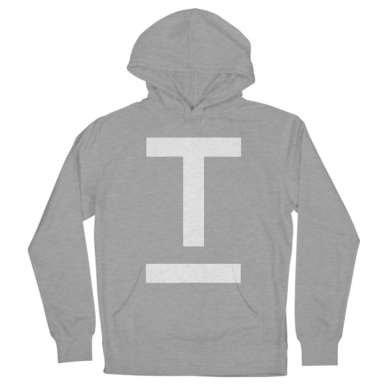 TM FACE Men's French Terry Pullover Hoody by Piccolo Cafe