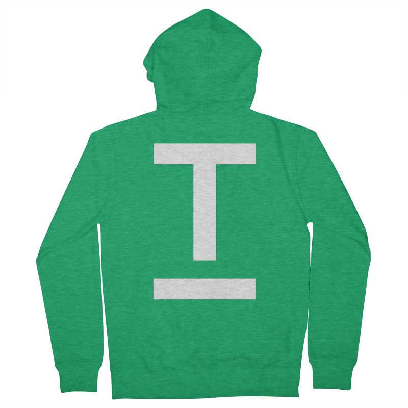 TM FACE Women's Zip-Up Hoody by Piccolo Cafe