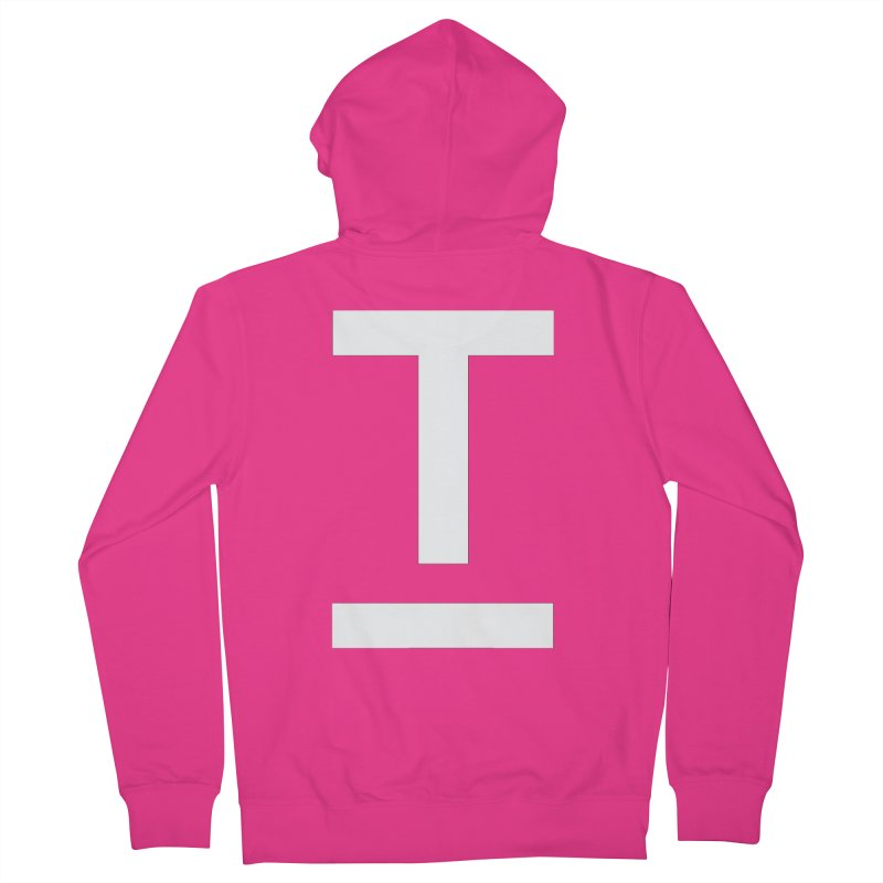 TM FACE Men's French Terry Zip-Up Hoody by Piccolo Cafe