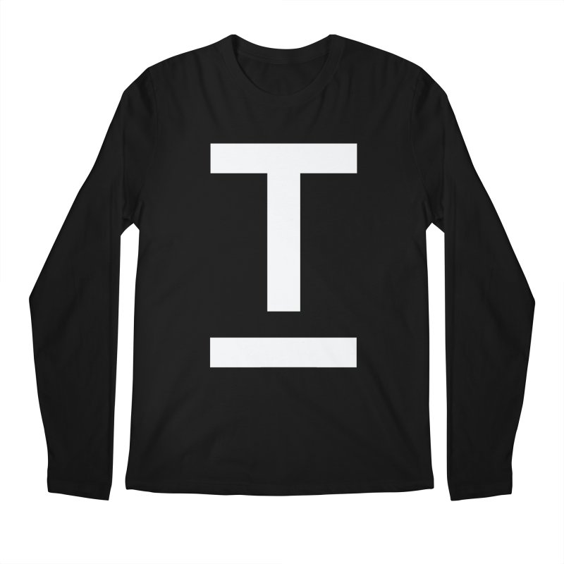 TM FACE Men's Regular Longsleeve T-Shirt by Piccolo Cafe