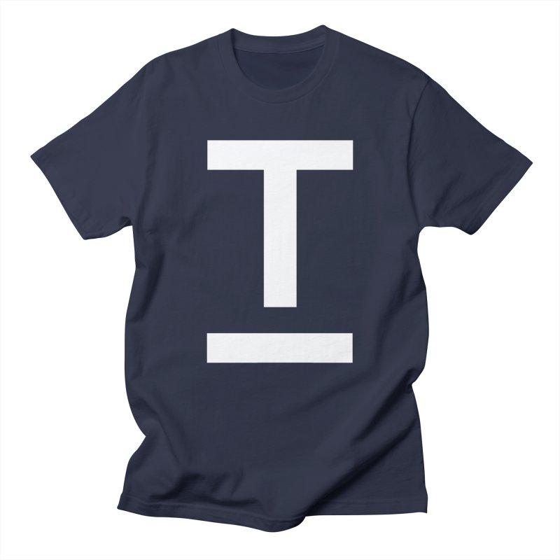 TM FACE Men's T-Shirt by Piccolo Cafe