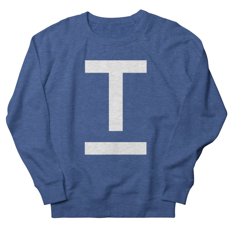 TM FACE Women's French Terry Sweatshirt by Piccolo Cafe