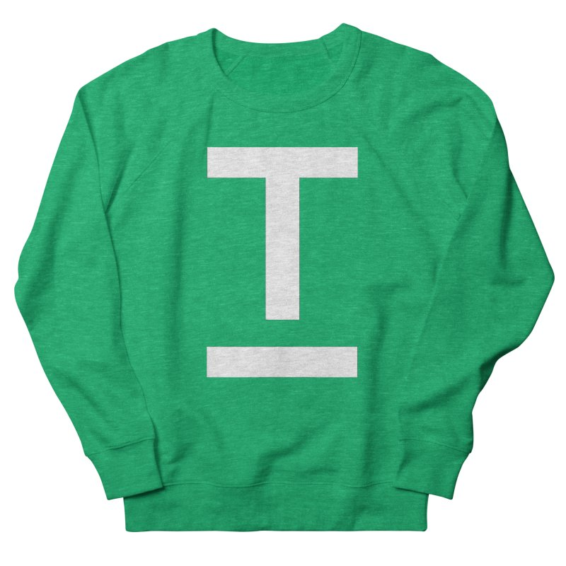 TM FACE Men's French Terry Sweatshirt by Piccolo Cafe