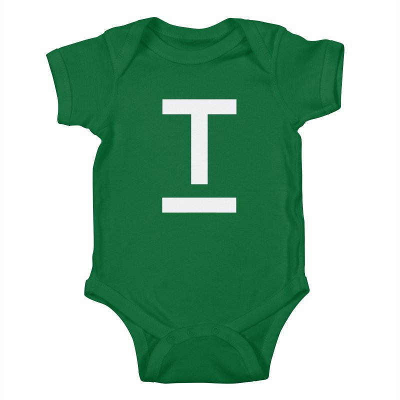 TM FACE Kids Baby Bodysuit by Piccolo Cafe
