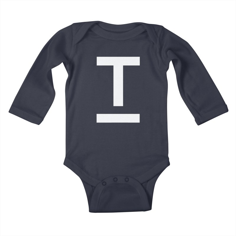 TM FACE Kids Baby Longsleeve Bodysuit by Piccolo Cafe