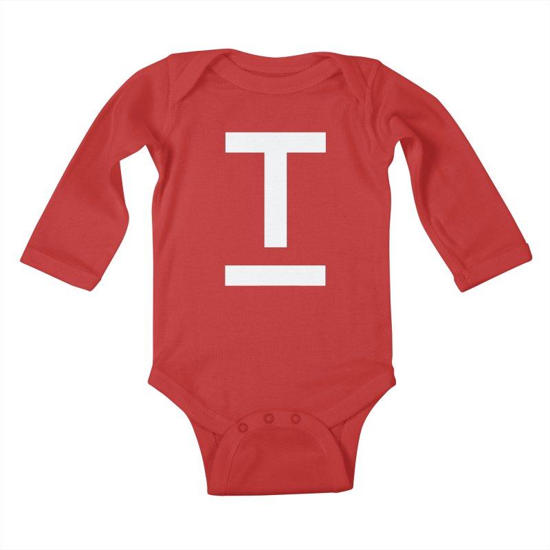 TM FACE Kids Baby Longsleeve Bodysuit by Piccolo Cafe