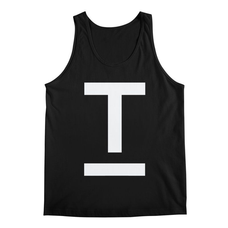 TM FACE Men's Regular Tank by Piccolo Cafe