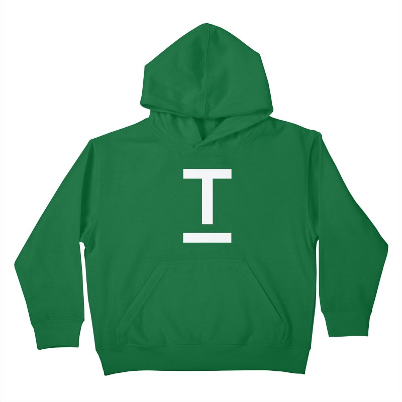 TM FACE Kids Pullover Hoody by Piccolo Cafe