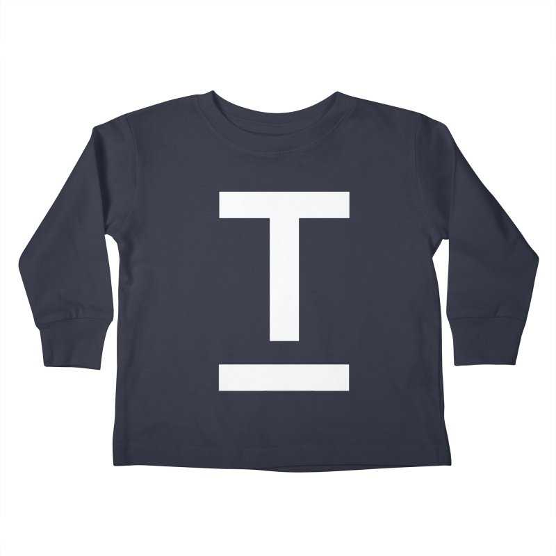 TM FACE Kids Toddler Longsleeve T-Shirt by Piccolo Cafe
