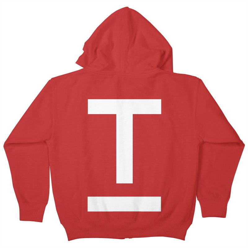 TM FACE Kids Zip-Up Hoody by Piccolo Cafe
