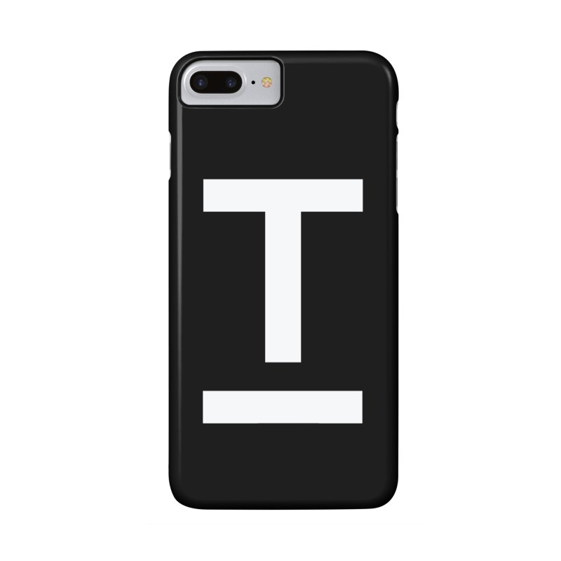 TM FACE in iPhone 7 Plus Phone Case Slim by Piccolo Cafe