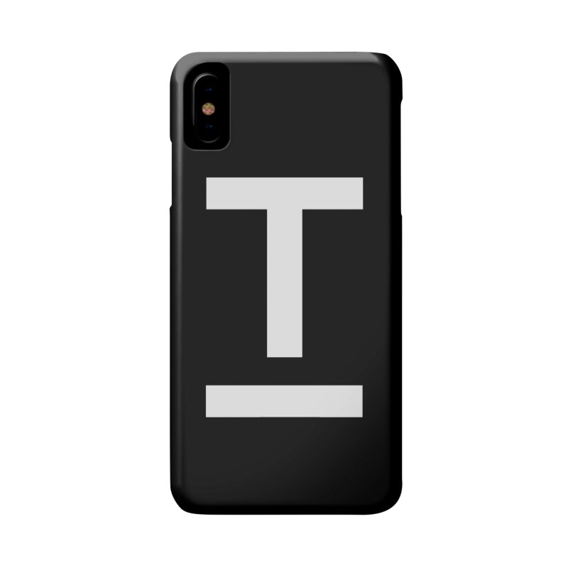 TM FACE Accessories Phone Case by Piccolo Cafe