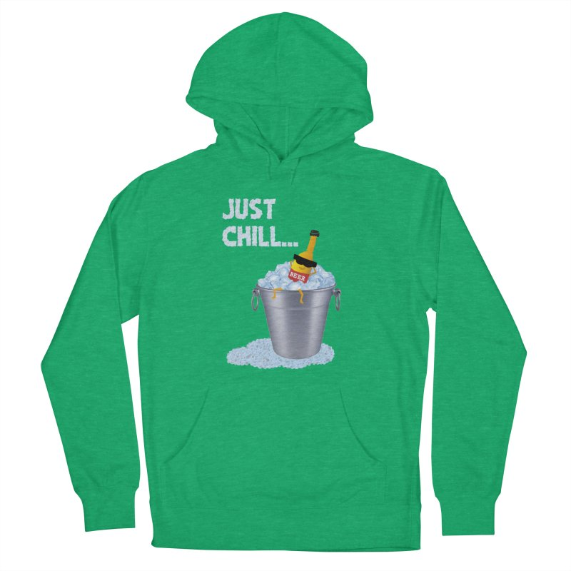 JUST CHILL Women's Pullover Hoody by pick&roll