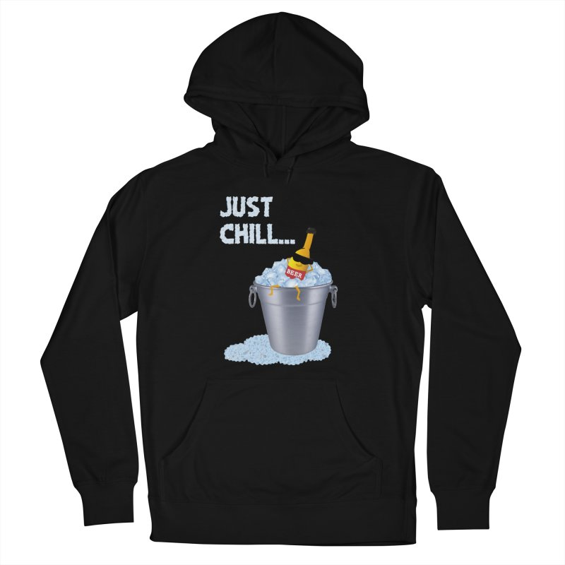 JUST CHILL Men's Pullover Hoody by pick&roll