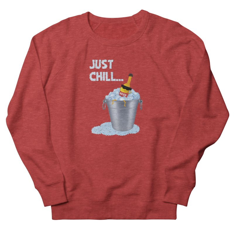 JUST CHILL Men's Sweatshirt by pick&roll
