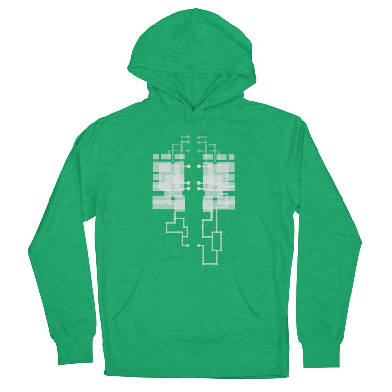 LUNGS OF A GAMER Women's Pullover Hoody by pick&roll