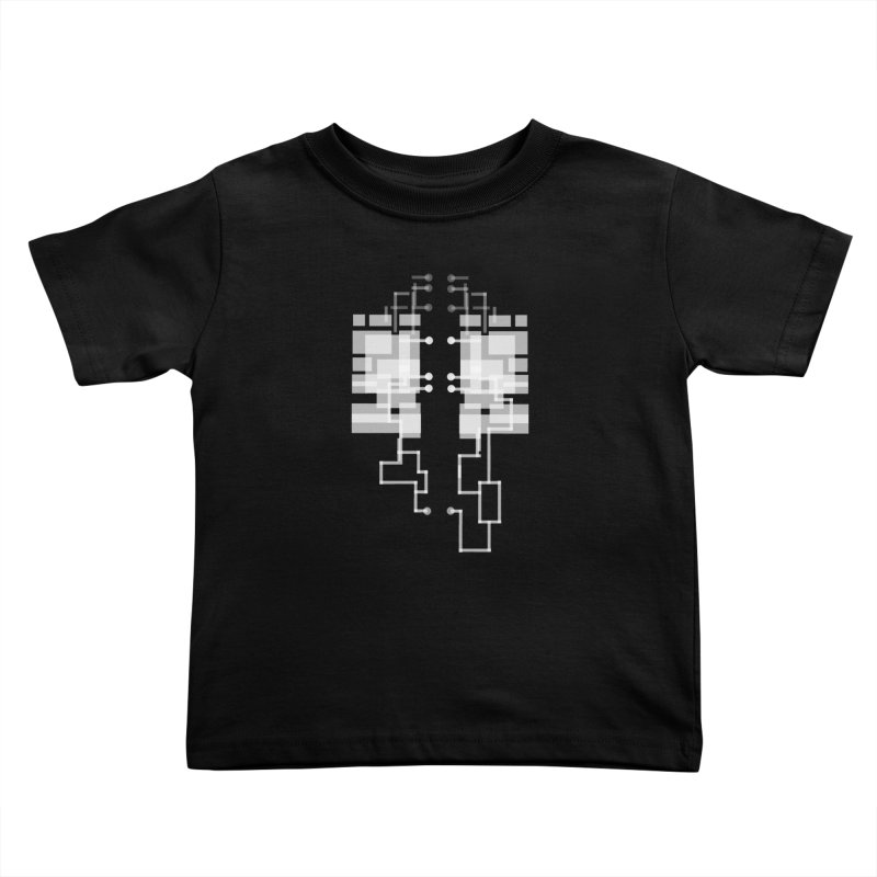LUNGS OF A GAMER Kids Toddler T-Shirt by pick&roll
