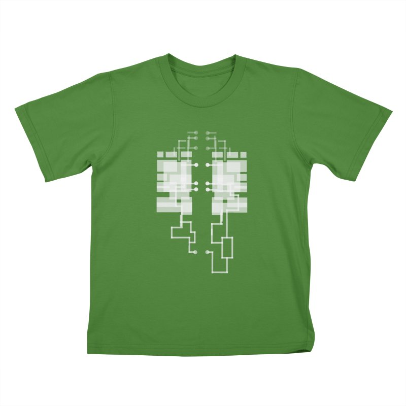 LUNGS OF A GAMER Kids T-Shirt by pick&roll
