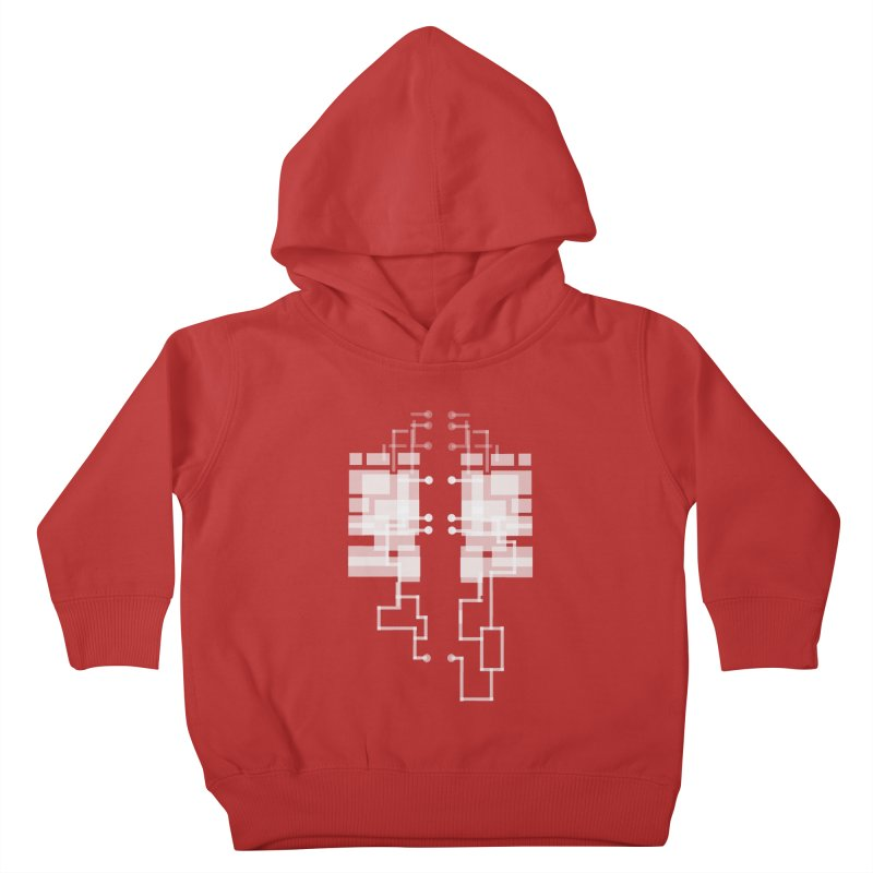 LUNGS OF A GAMER Kids Toddler Pullover Hoody by pick&roll