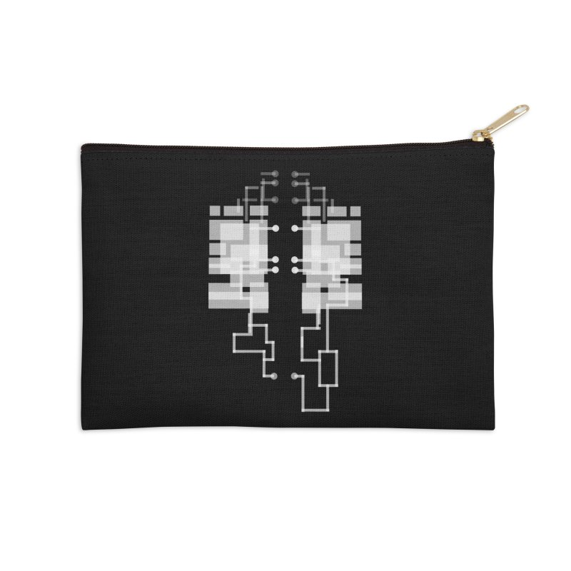 LUNGS OF A GAMER Accessories Zip Pouch by pick&roll